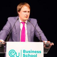 Managing director de l'EU Business School
